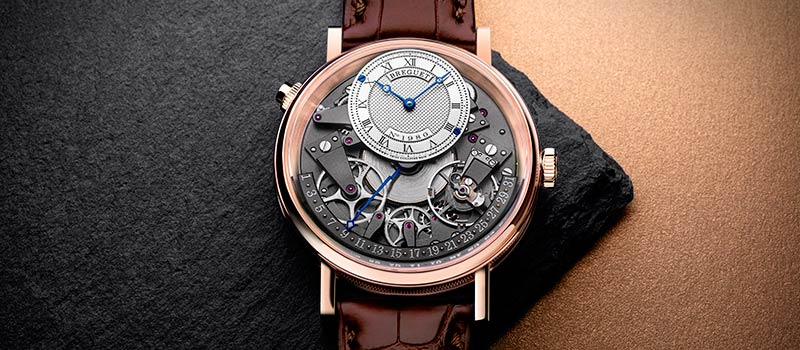 Наручные часы Breguet Tradition Quantieme Retrograde 7597