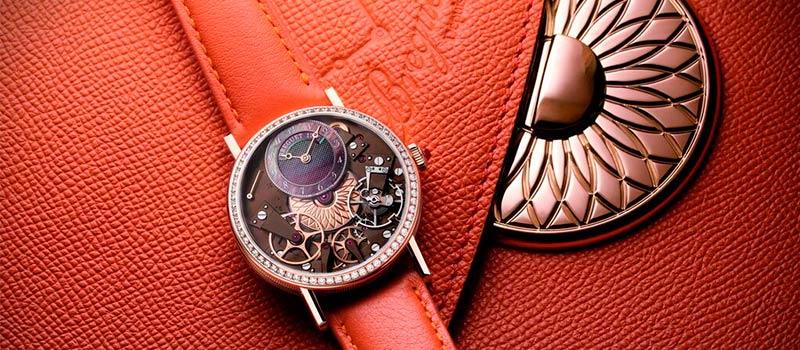 Женские часы Tradition 7038 Совершенство механики