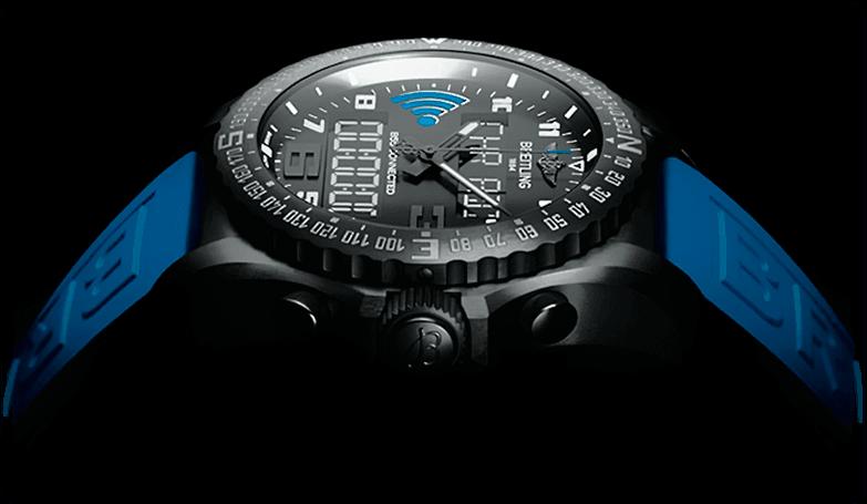 Умные швейцарские часы Breitling