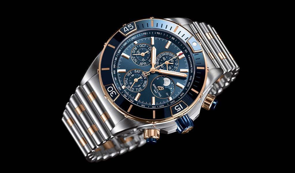 Механические наручные часы Super Chronomat