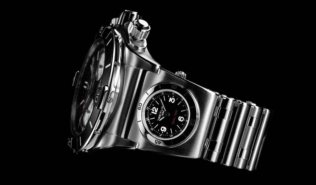 Новые часы от Breitling