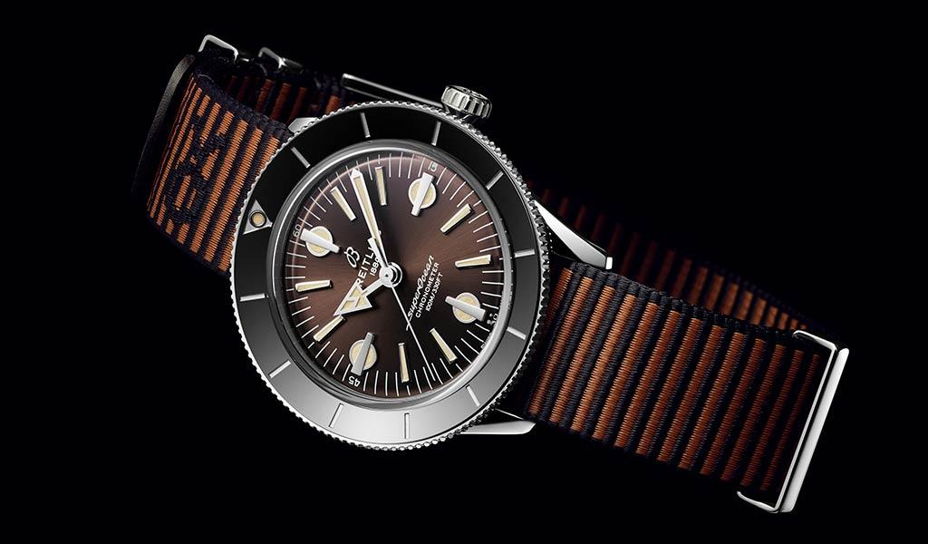 Механические часы Breitling Superocean Heritage '57 Outerknown