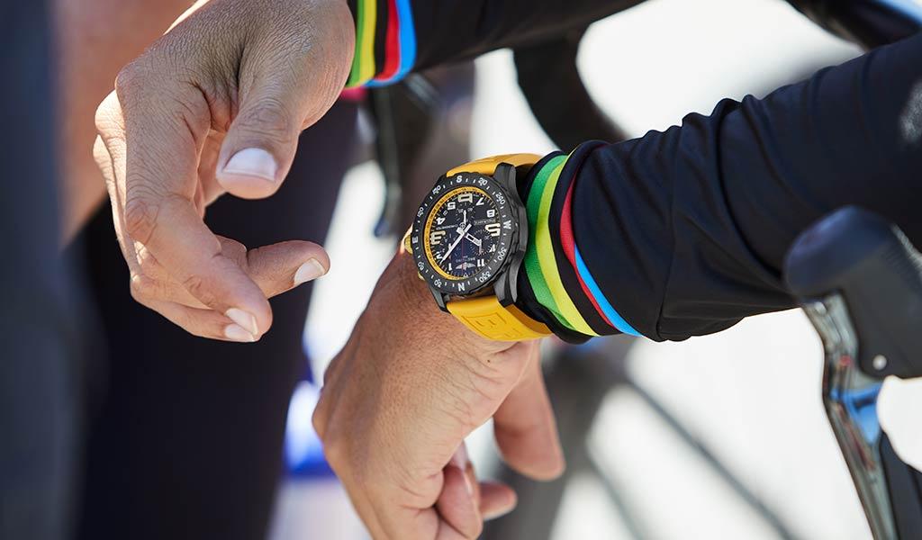 Спортивные часы Breitling Endurance Pro