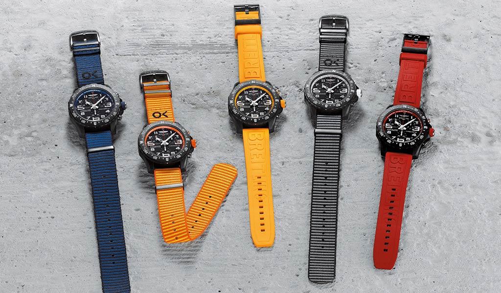 Новый хронограф Breitling Endurance Pro