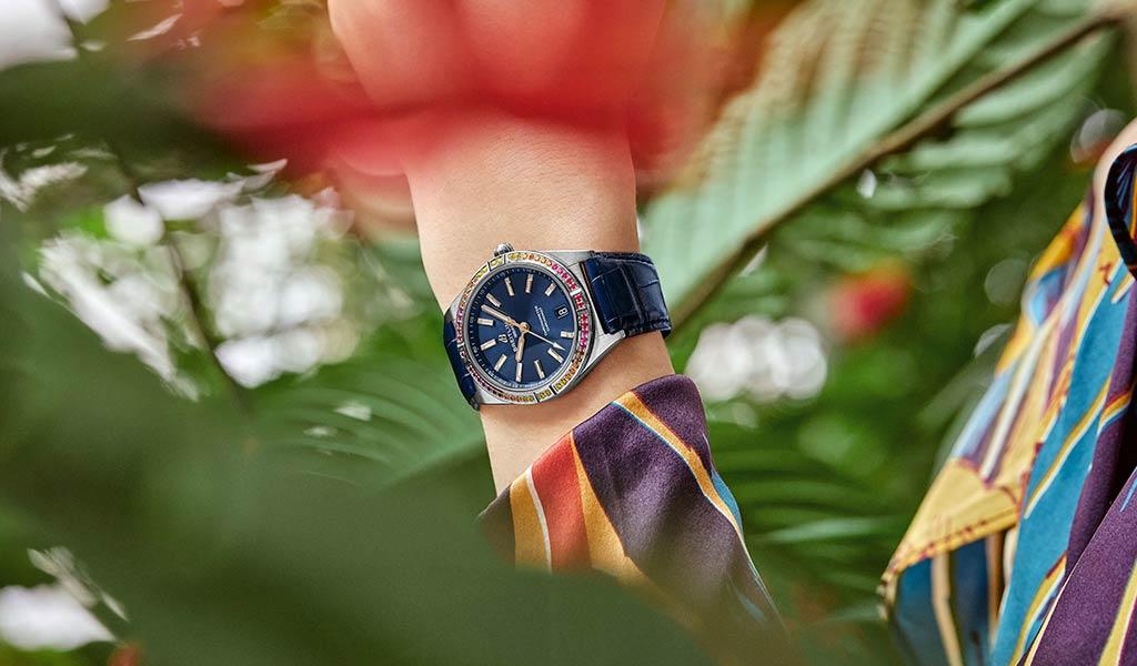 Женские наручные часы Chronomat Automatic 36 South Sea
