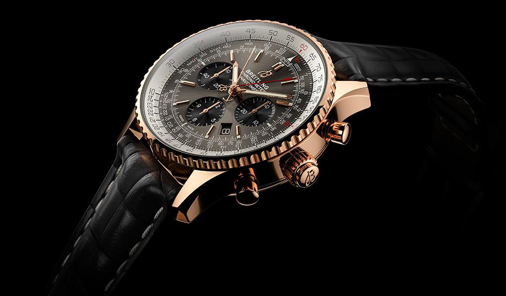 Наручные часы Breitling Navitimer B03 Chronograph Rattrapante 45