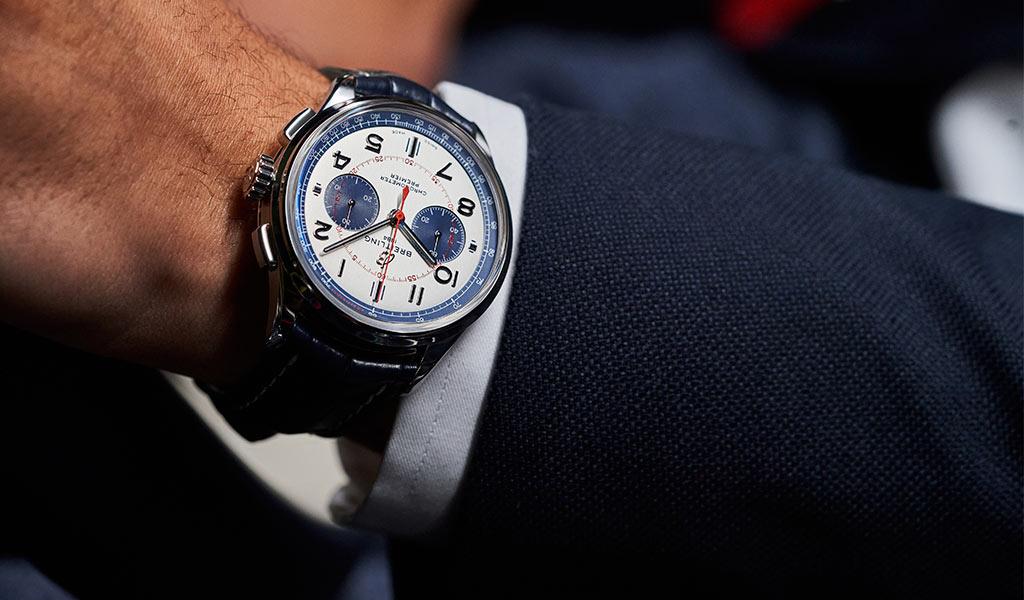 Хронограф Breitling