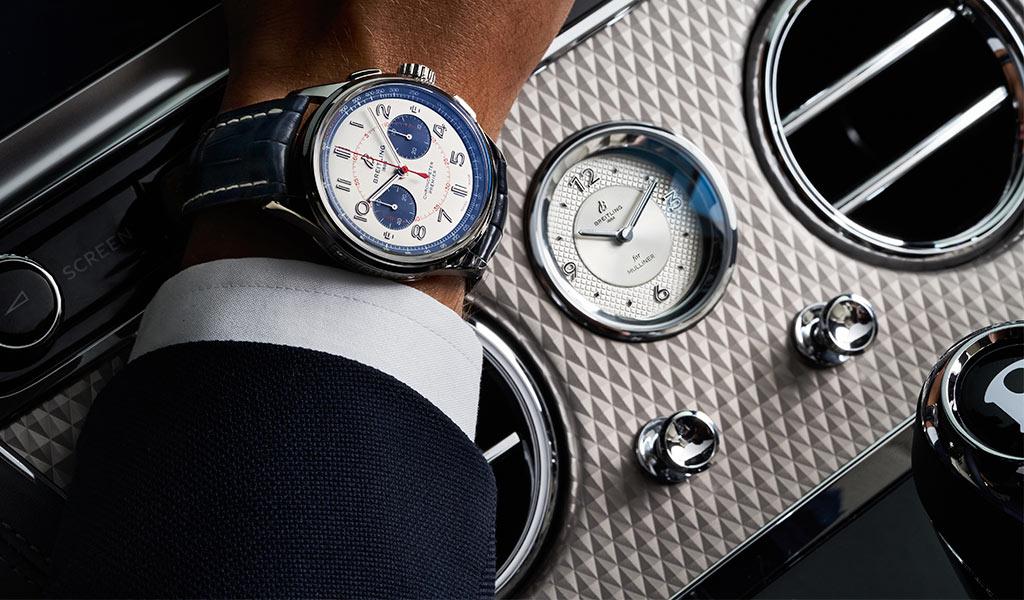 Новый хронограф Breitling