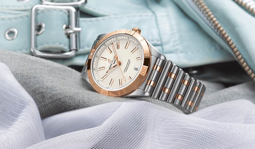Часы женские Chronomat Breitling