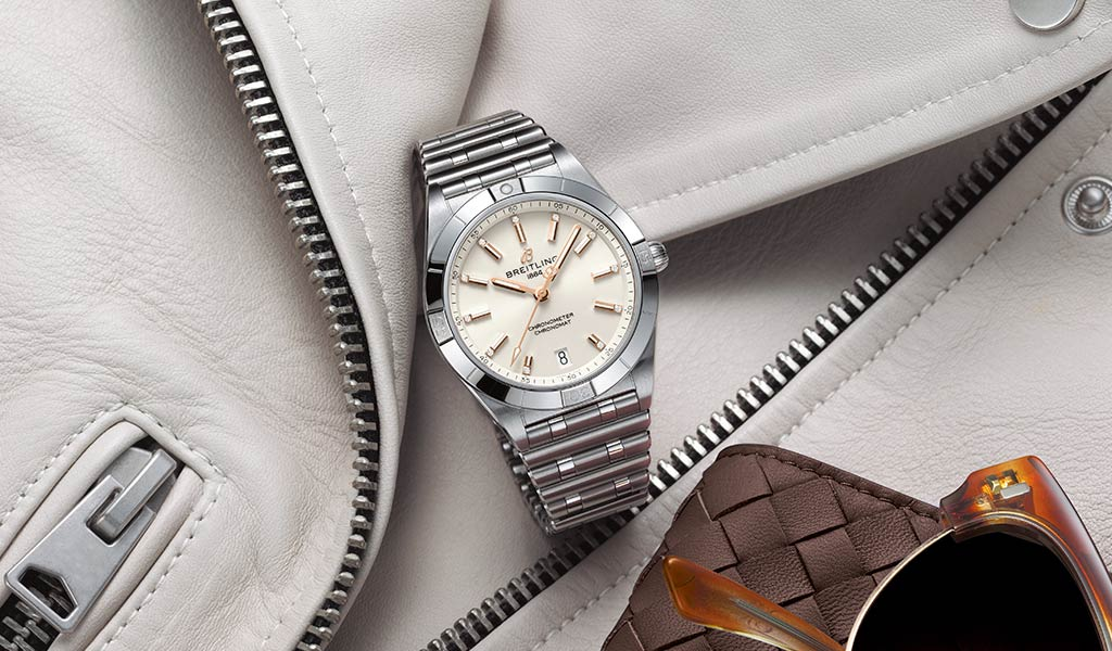 Часы Chronomat Breitling