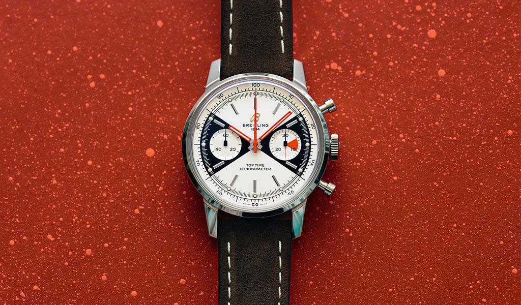 Наручные часы Breitling TOP TIME