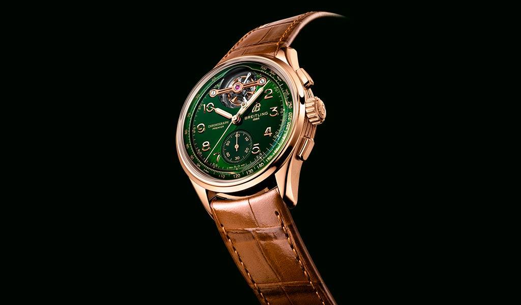 Новые часы Breitling
