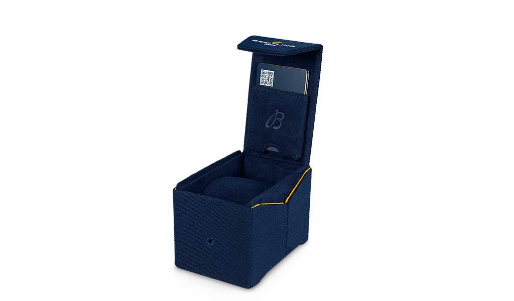 Новая коробка для часов Breitling