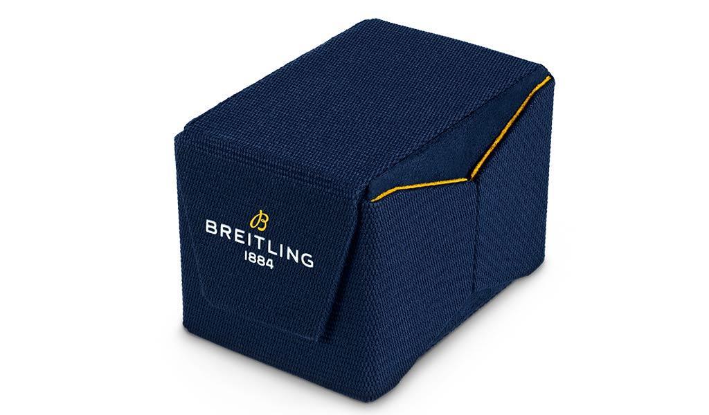 Коробка для часов от Breitling