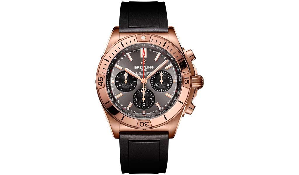 Брендовые наручные часы Chronomat