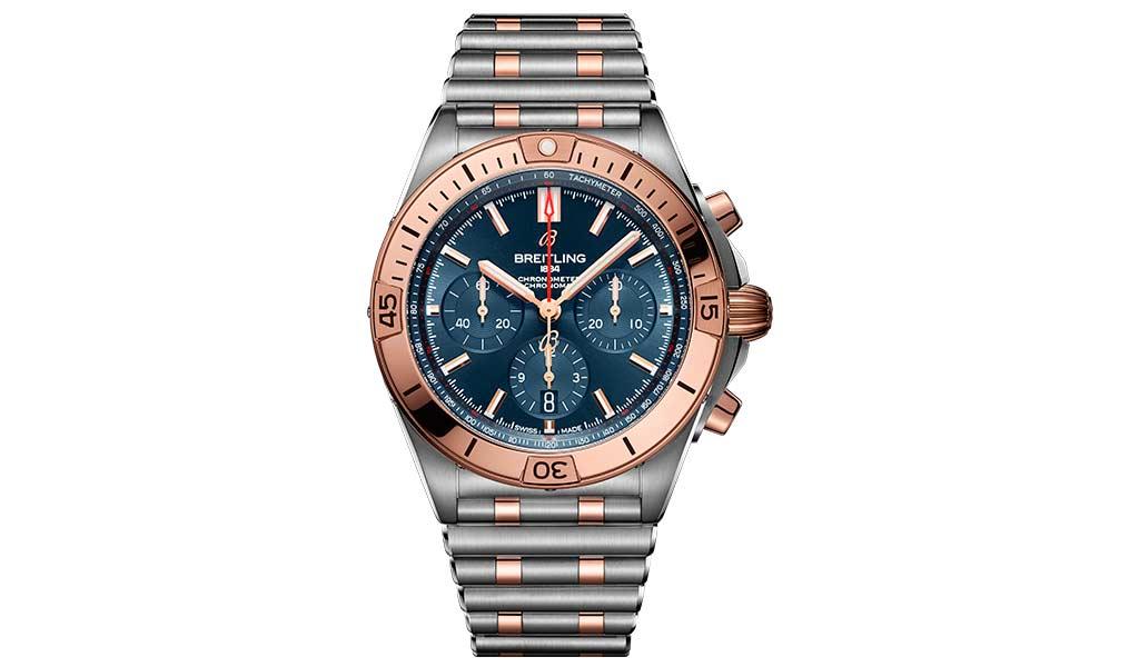 Новые часы Chronomat от Breitling