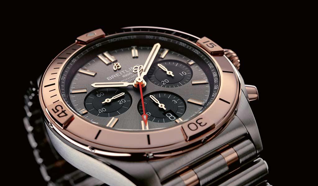 Часы наручные Chronomat от Breitling