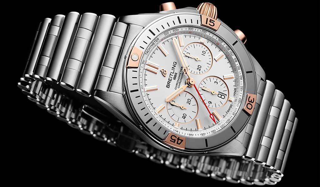 Новый хронограф Chronomat от Breitling