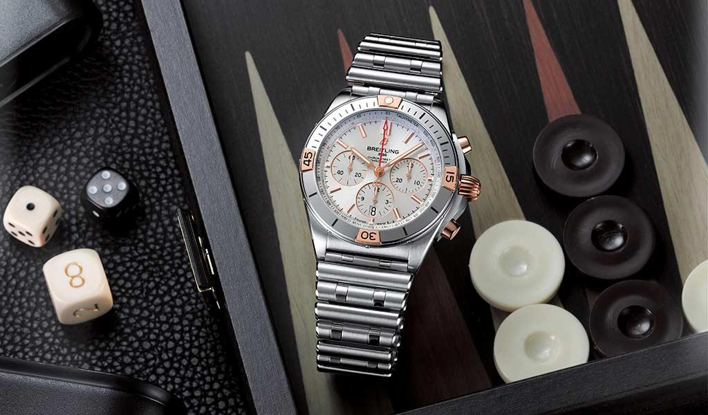 Наручные часы Chronomat