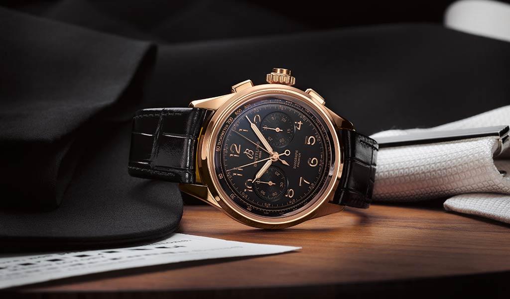 Новые швейцарские часы Breitling