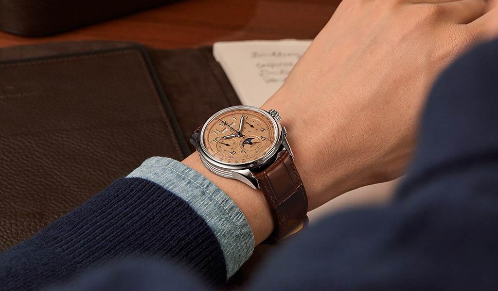 Швейцарские механические наручные часы Breitling