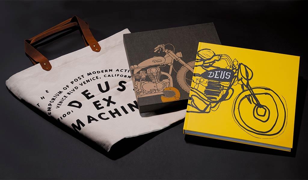 Австралийский бренд Deus Ex Machina