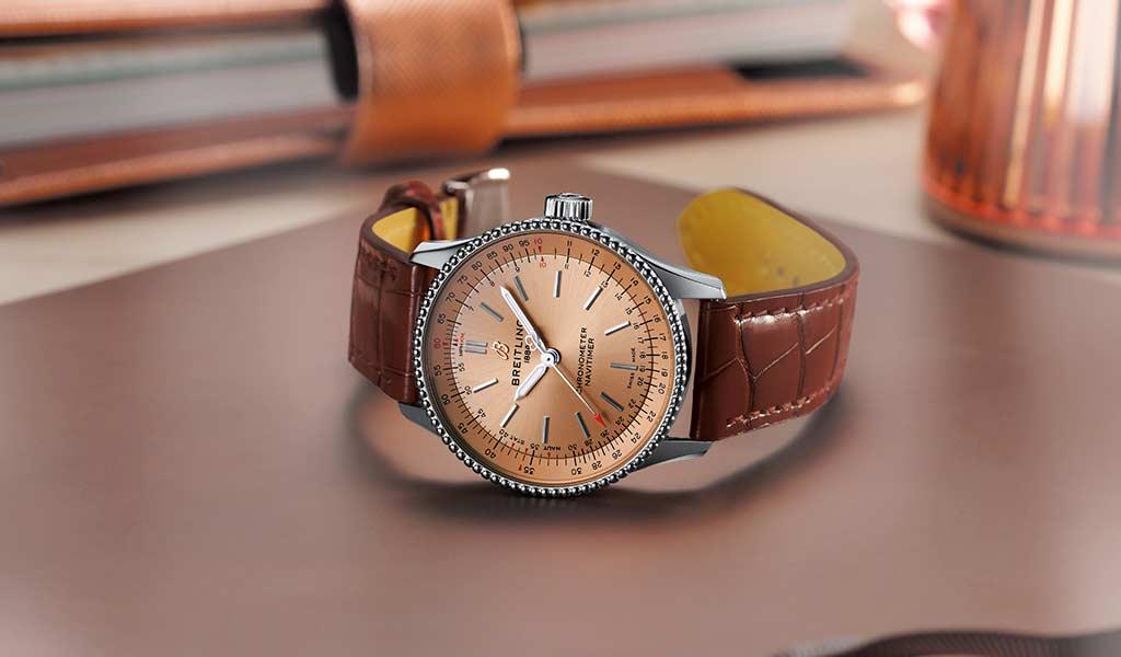 Женские наручные часы Navitimer Automatic 35