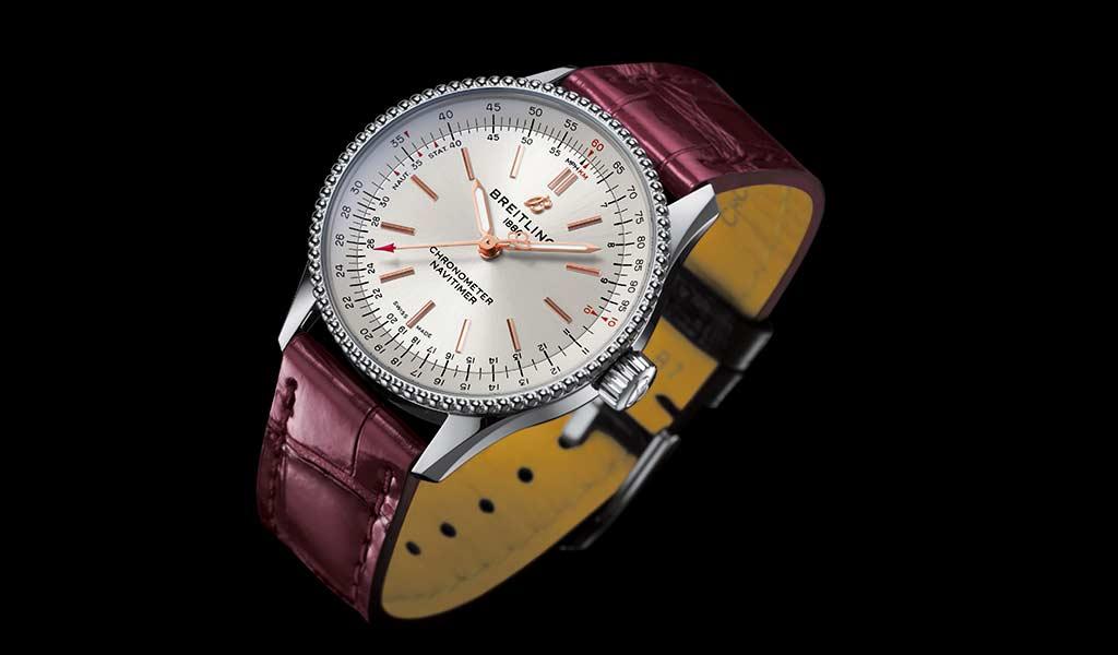 Женские часы Navitimer Automatic 35