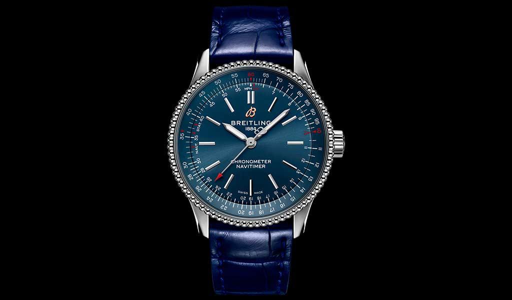 Брендовые наручные часы Navitimer Automatic 35