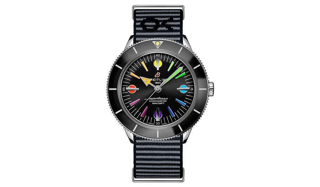 Часы наручные Superocean Heritage'57