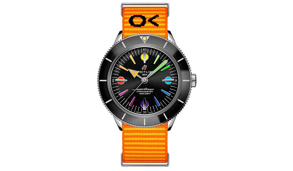 Новые наручные часы Superocean Heritage'57