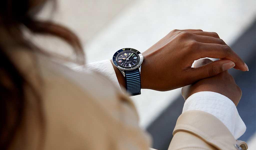 Часы Breitling Superocean Heritage'57