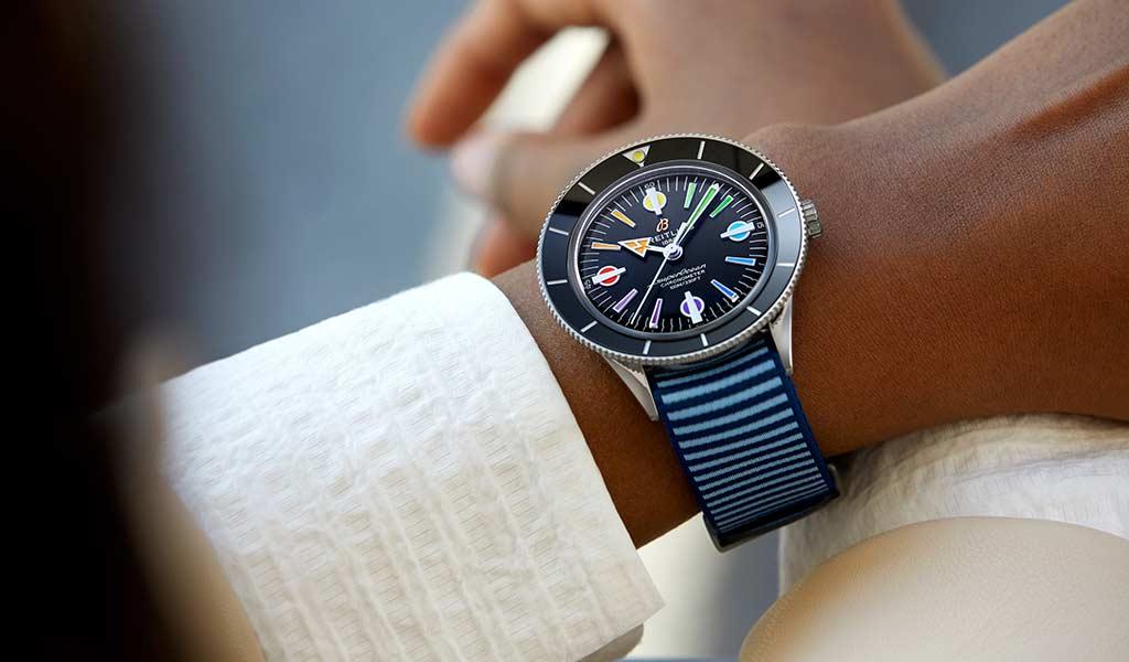 Часы наручные Breitling Superocean Heritage'57
