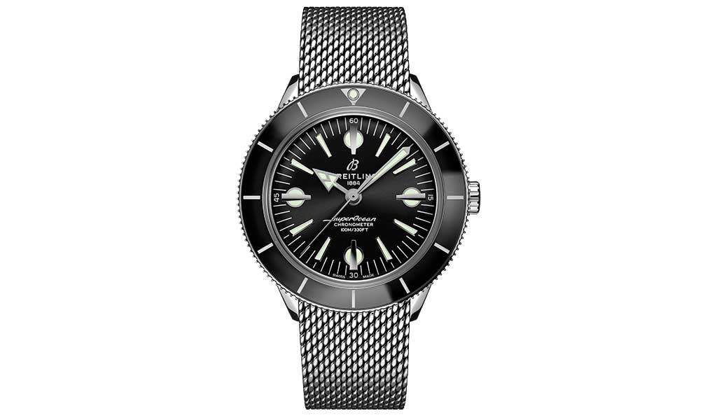 Новые часы Breitling Superocean Heritage'57
