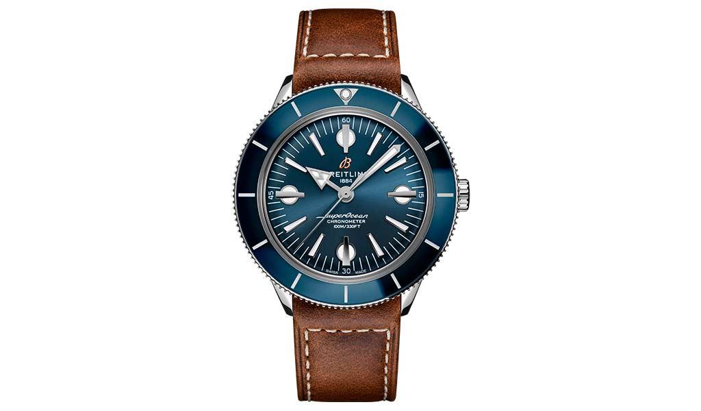 Новинка часы Breitling Superocean Heritage'57