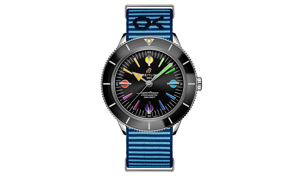 Часы Superocean Heritage'57