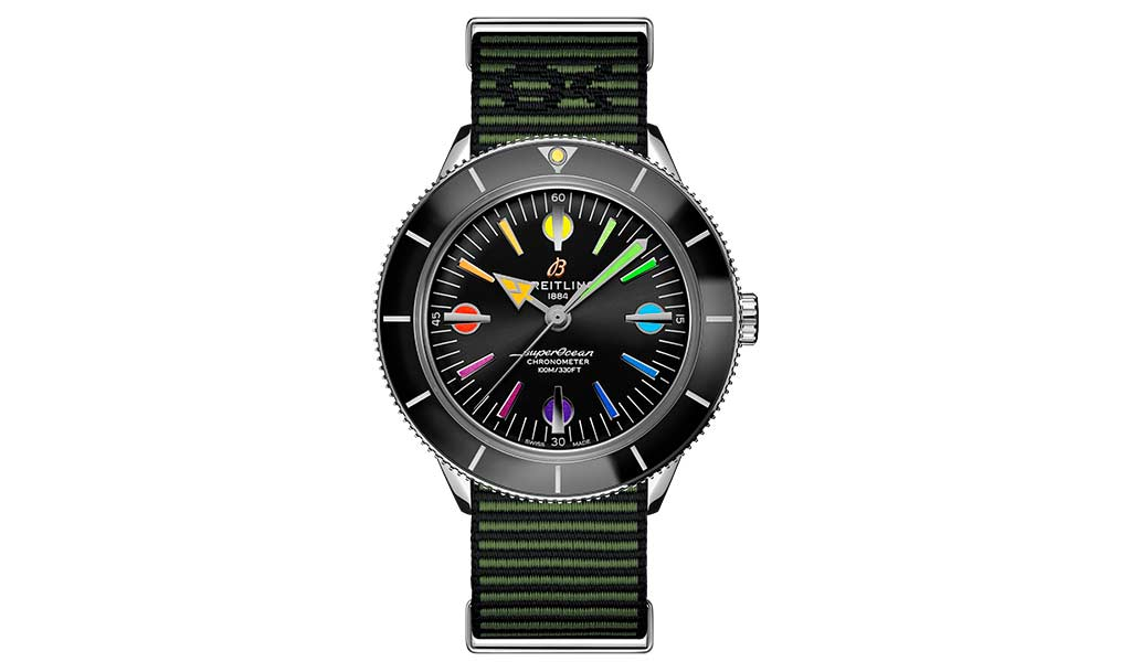 Наручные часы Superocean Heritage'57