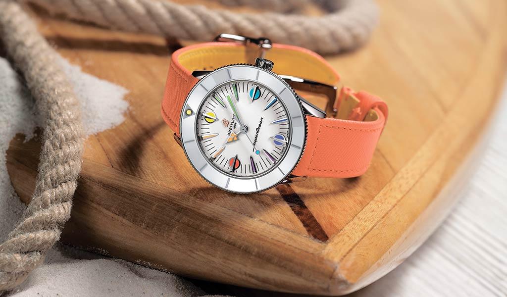 Женские наручные часы Breitling