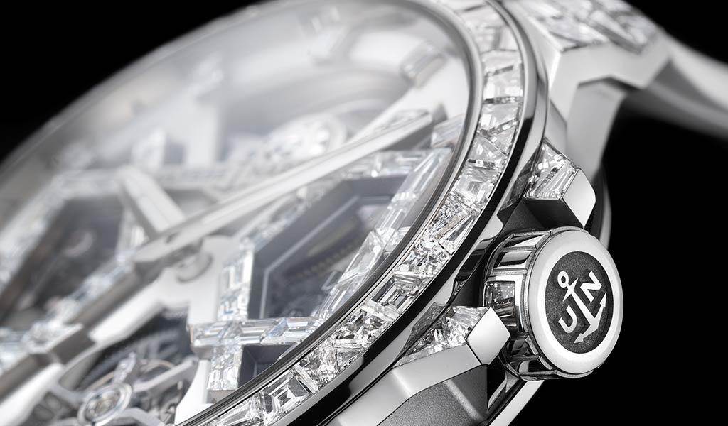 Часы с бриллиантами Sparkling Blast