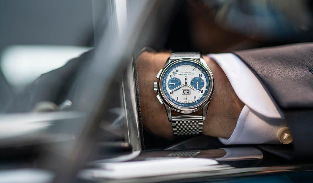 Швейцарские часы Heritage BiCompax Annual Lucerne