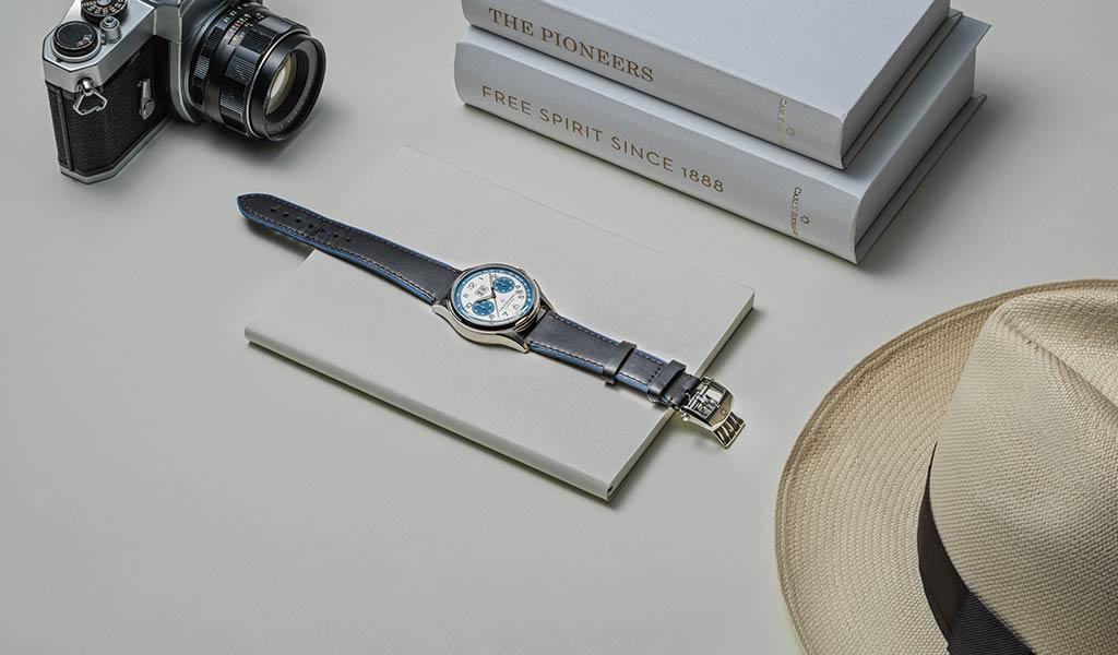 Новые швейцарские часы Heritage BiCompax Annual Lucerne