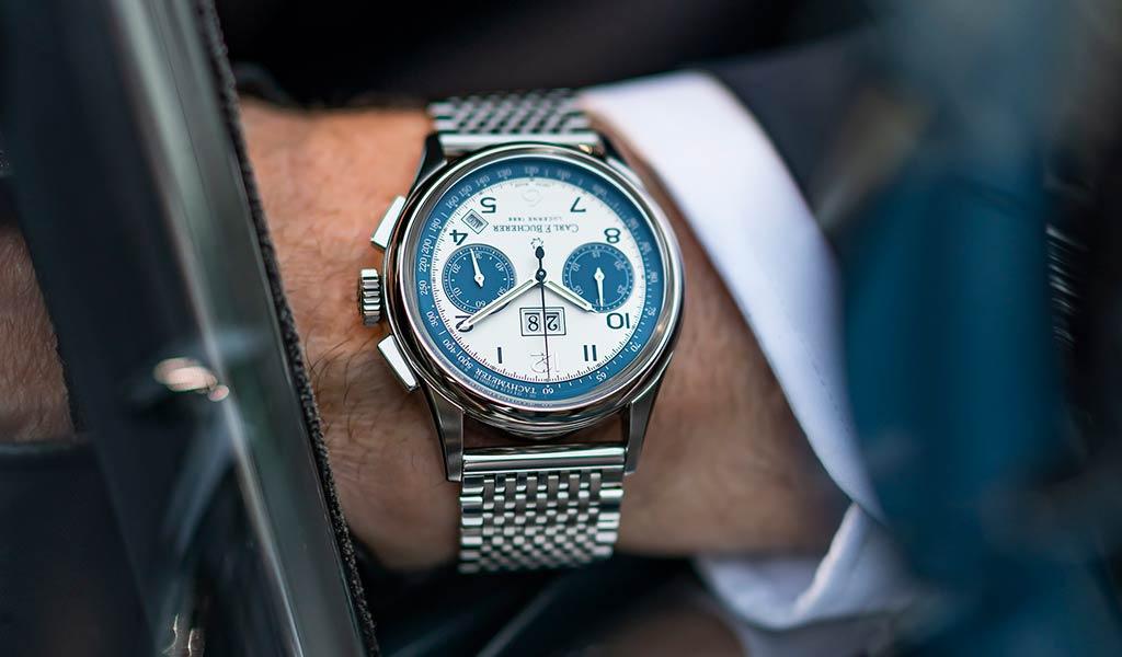 Новые швейцарские механические часы Heritage BiCompax Annual Lucerne