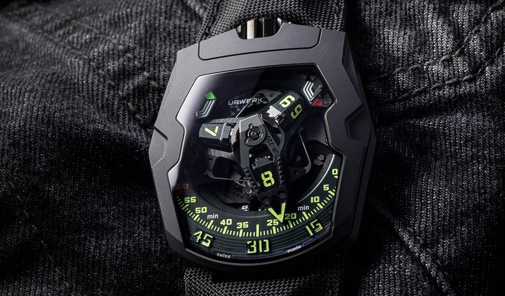 Наручные часы URWERK UR-220