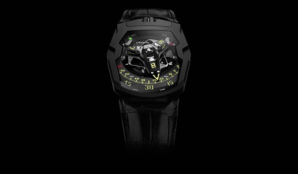 Часы наручные URWERK UR-220
