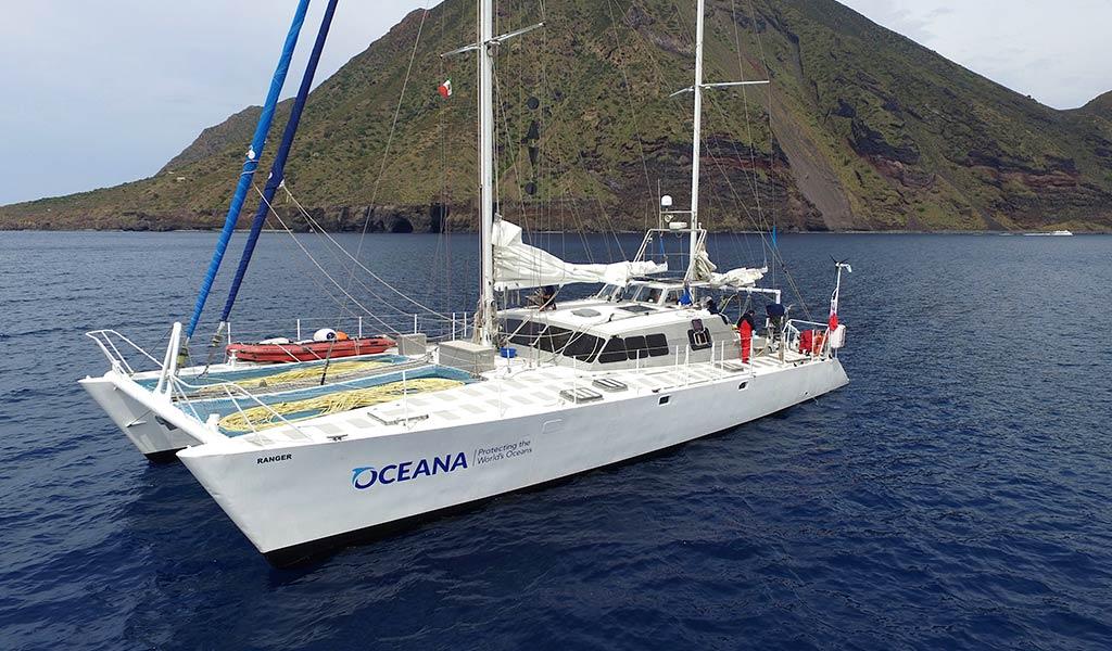 Oceana объявила о своем партнерстве с Blancpain