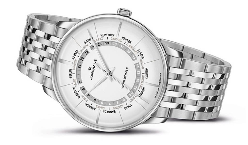 Механические часы Junghans