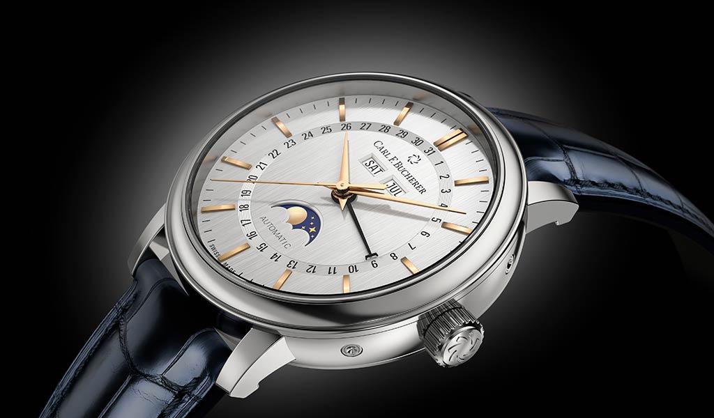 Новые наручные часы Adamavi FullCalendar