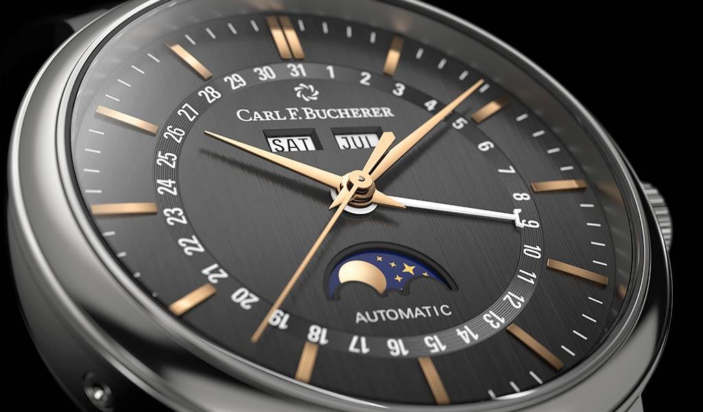 Швейцарские часы Adamavi FullCalendar