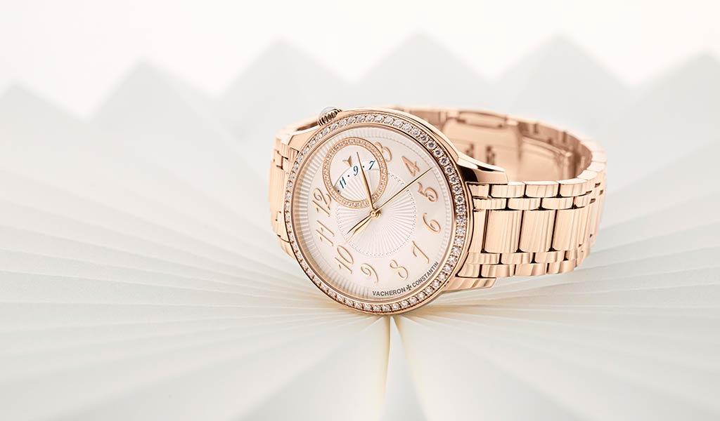 Золотые часы Egerie
