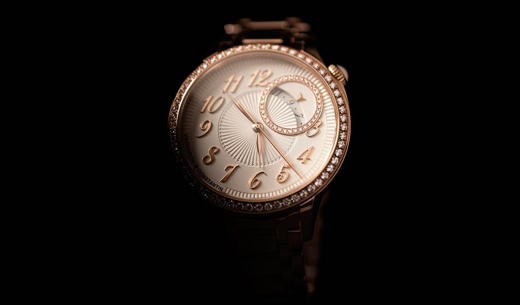 Золотые часы Vacheron Constantin